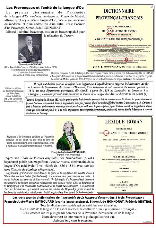 Lenga d'Òc pagina 5
