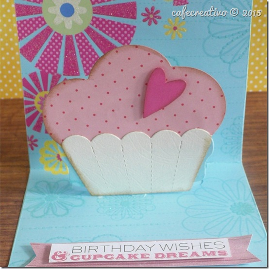 sizzix big shot plus - card pop up cupcake - Pop 'n Cuts (0)