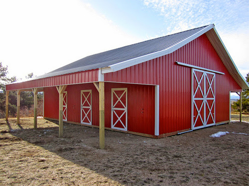 Horse Barns Horse Pole Barns Horse Barn Construction