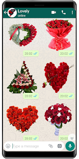 New Roses Stickers 2020 🌹 WAStickerApps Roses