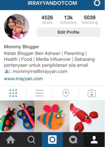 Instagram media influencer