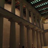 Inside the Parthenon replica in Nashville TN 09032011g