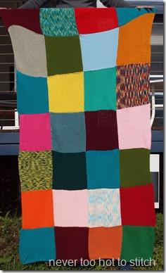 mum's blanket #1