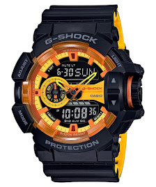 Casio G Shock : GA-400BY