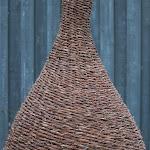 Skulptur m. revlingerødder.