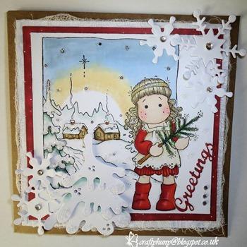 Huny - Christmas tree 2