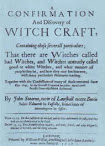 A Confirmation and Discovery of Witchcraft OCR Version