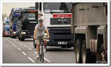 bike lorry
