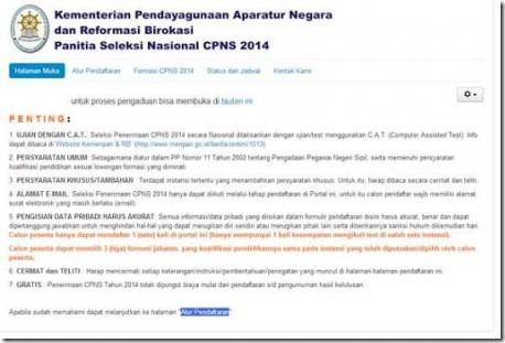website resmi panselnas cpns