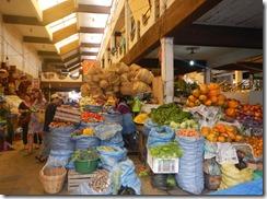Mercado in Sucre