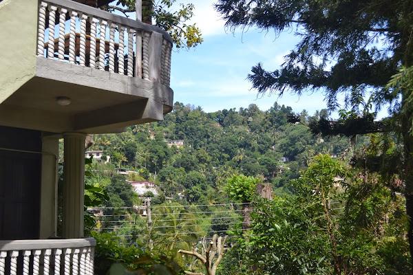 Вид на горы, Канди, Шри Ланка