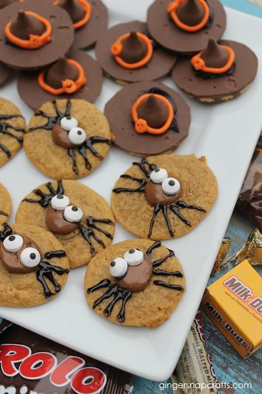 Hershey Halloween Treats