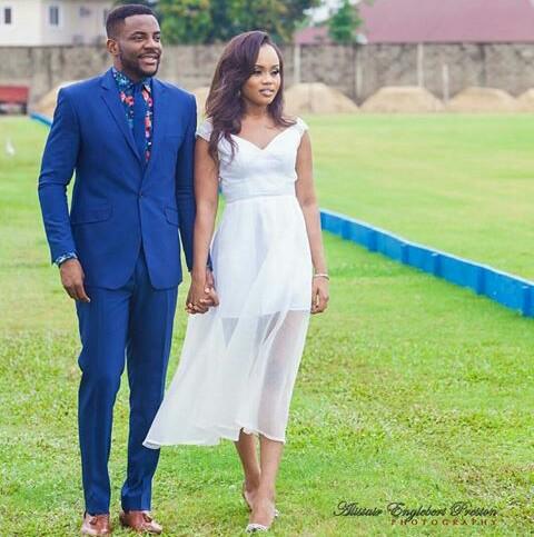 Ebuka Obi-Uchendu (media personality) and Cynthia Obianodo