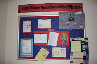Black History Month Competition Winners