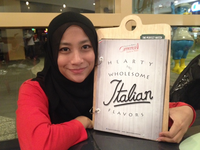 Food Review Pizza and Pasta Halal Sunway Pyramid