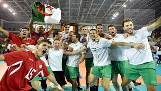 Volley/JO 2016 (qualification/messieurs): l'Algérie dans le groupe B