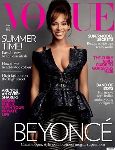 India Vogue May 2013