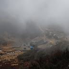 Tu się aklimatyzujemy w dniu czwartym, na polanie Dzongri 4000 m npm.