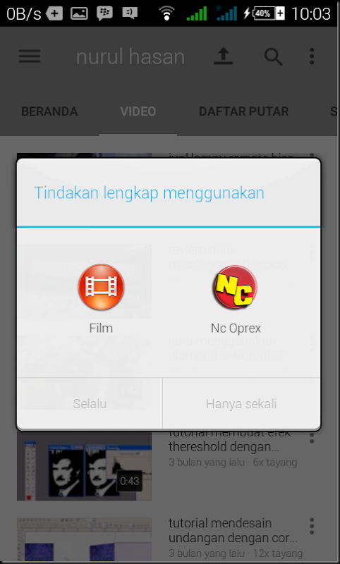upload video youtube 3