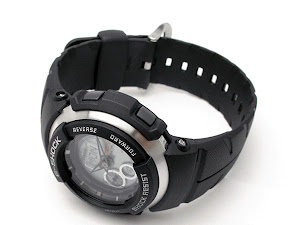 Casio G Shock : g-301br