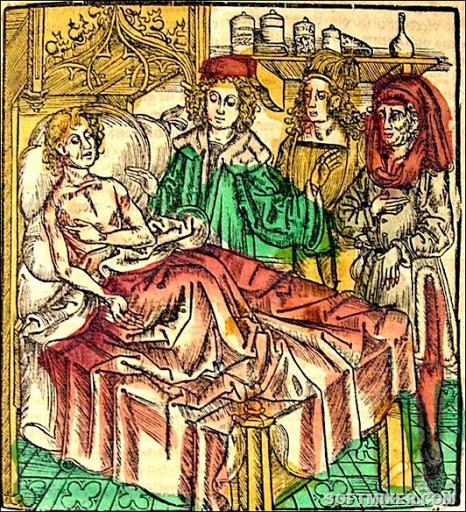 Сексуальные развлечения в средние века