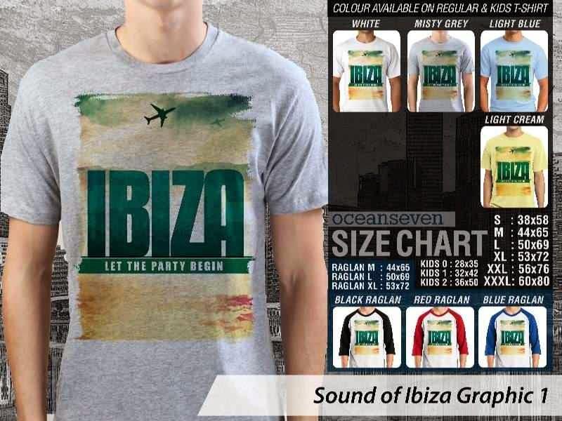 KAOS Musik Ibiza 1 Ibiza Let The Party Begin distro ocean seven