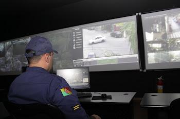 Parque Pirajuçara: câmeras de vigilância ajudam a identificar suspeito