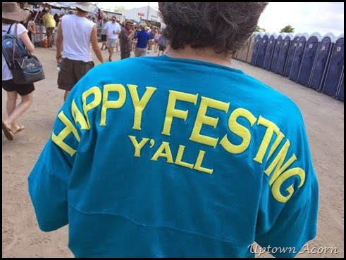 Happy Festing Y'all