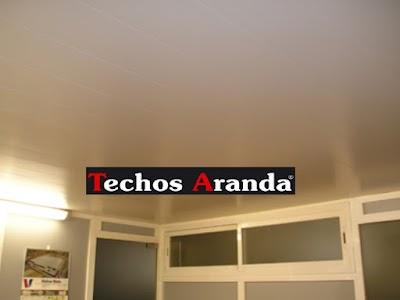 Techos en Utebo