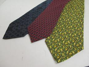Designer Tie Trio