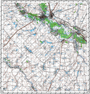 Map 100k--m38-040--(1987)
