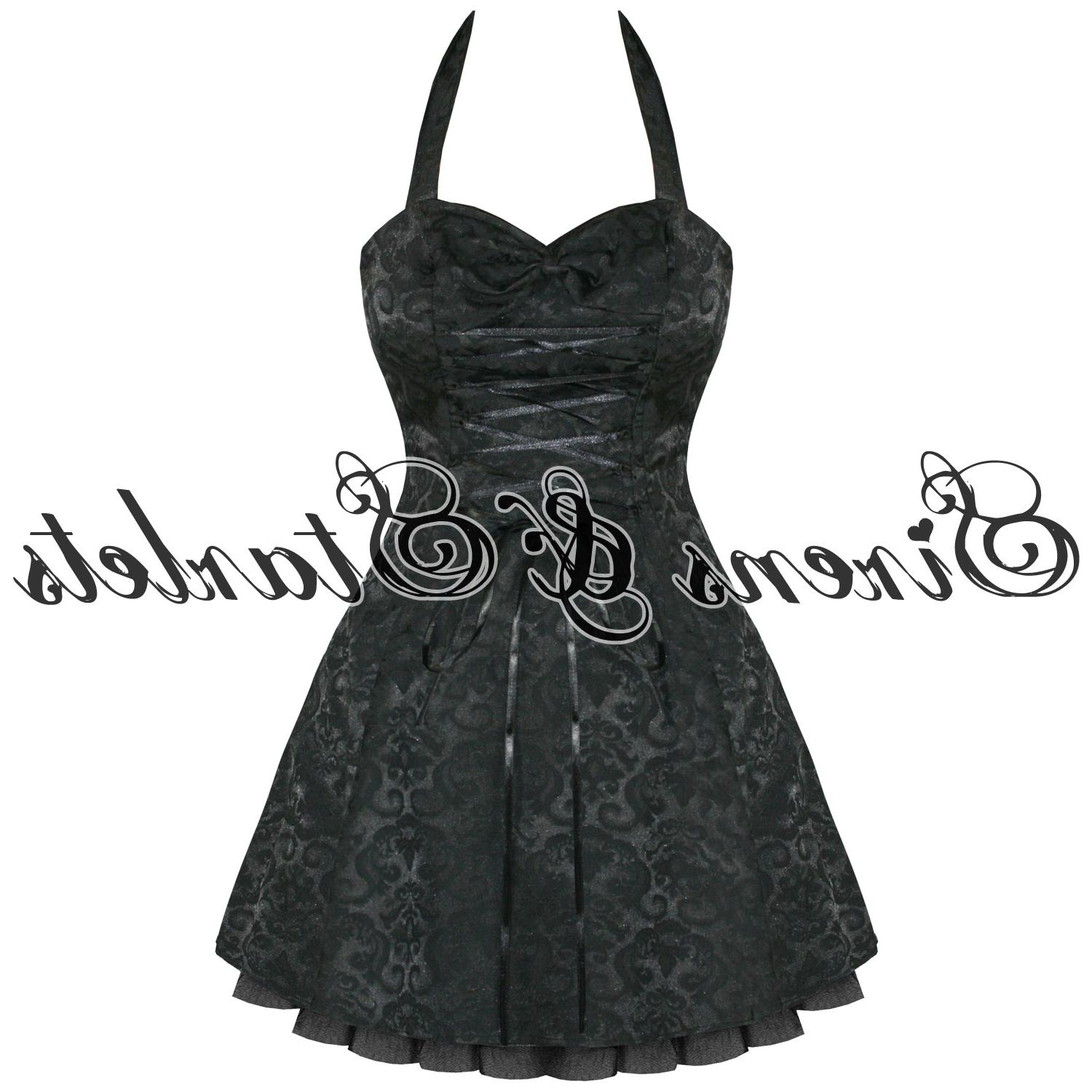 EMO PARTY PROM DRESS