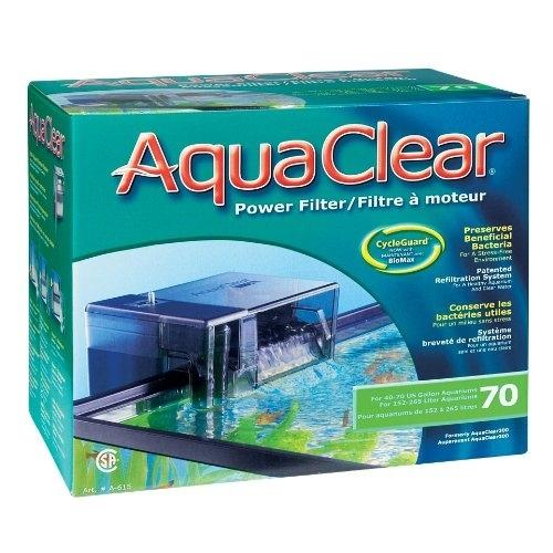 Aquarium Power Filter : Details about AquaClear A615 70 Gallon Aquarium Power Filter with Act