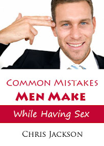 Cover of Chris Jackson's Book Common Mistakes Men Make While Having Sex