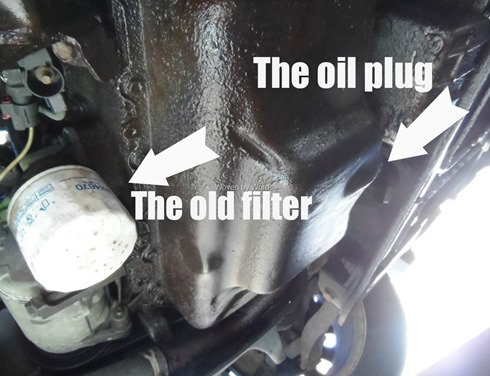 Oil change[8]
