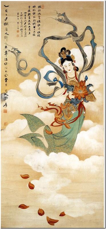 天女散花 1935年 7448万元 北京保利 2010-12-03