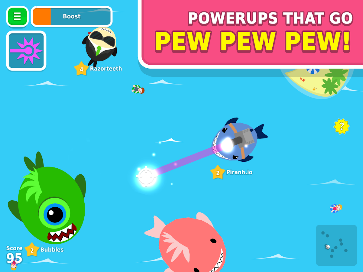 Piranh.io Screenshot 5