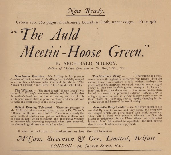 McIlroy Review 2 UJA 1899
