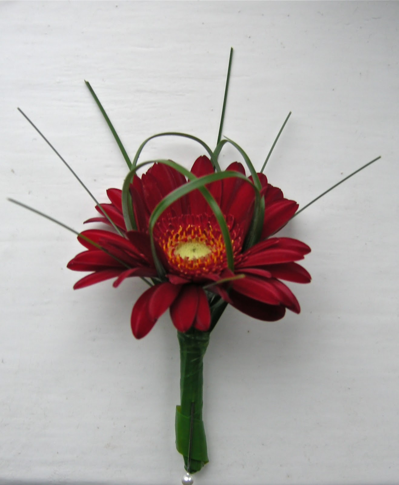 Kims Wedding Flowers, Red
