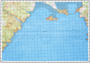 Map 100k--p58-085_086--(1970)