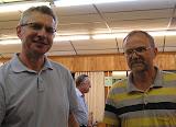 Winners Flight B North American Pairs District Final: Jerry Owczarek & Jacek Leznicki