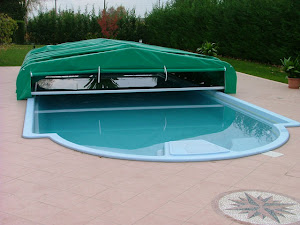 Riparazione coperture per piscine puliwash verona - Coperture mobili per piscine ...