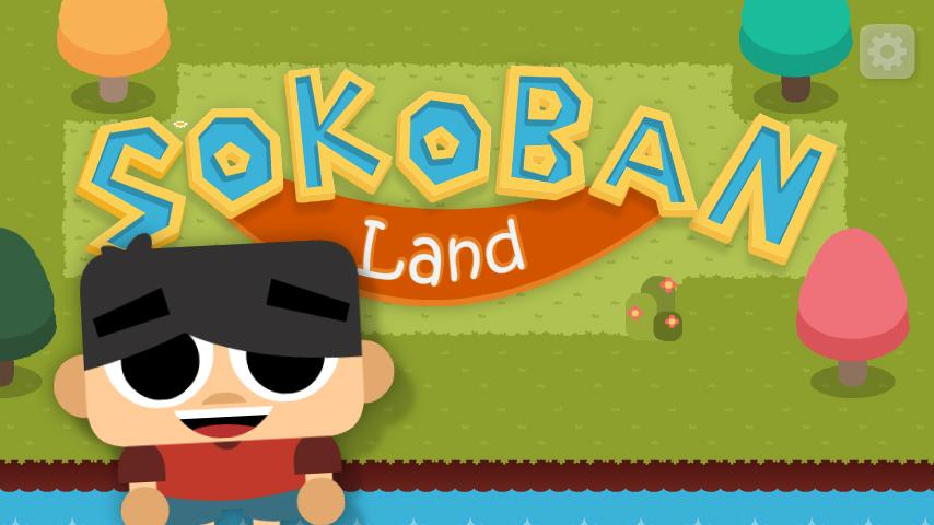 Sokoban Land (Ads Free) Screenshot