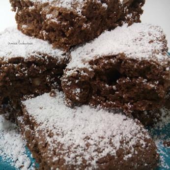 minz-brownies-mit-mandeln-7