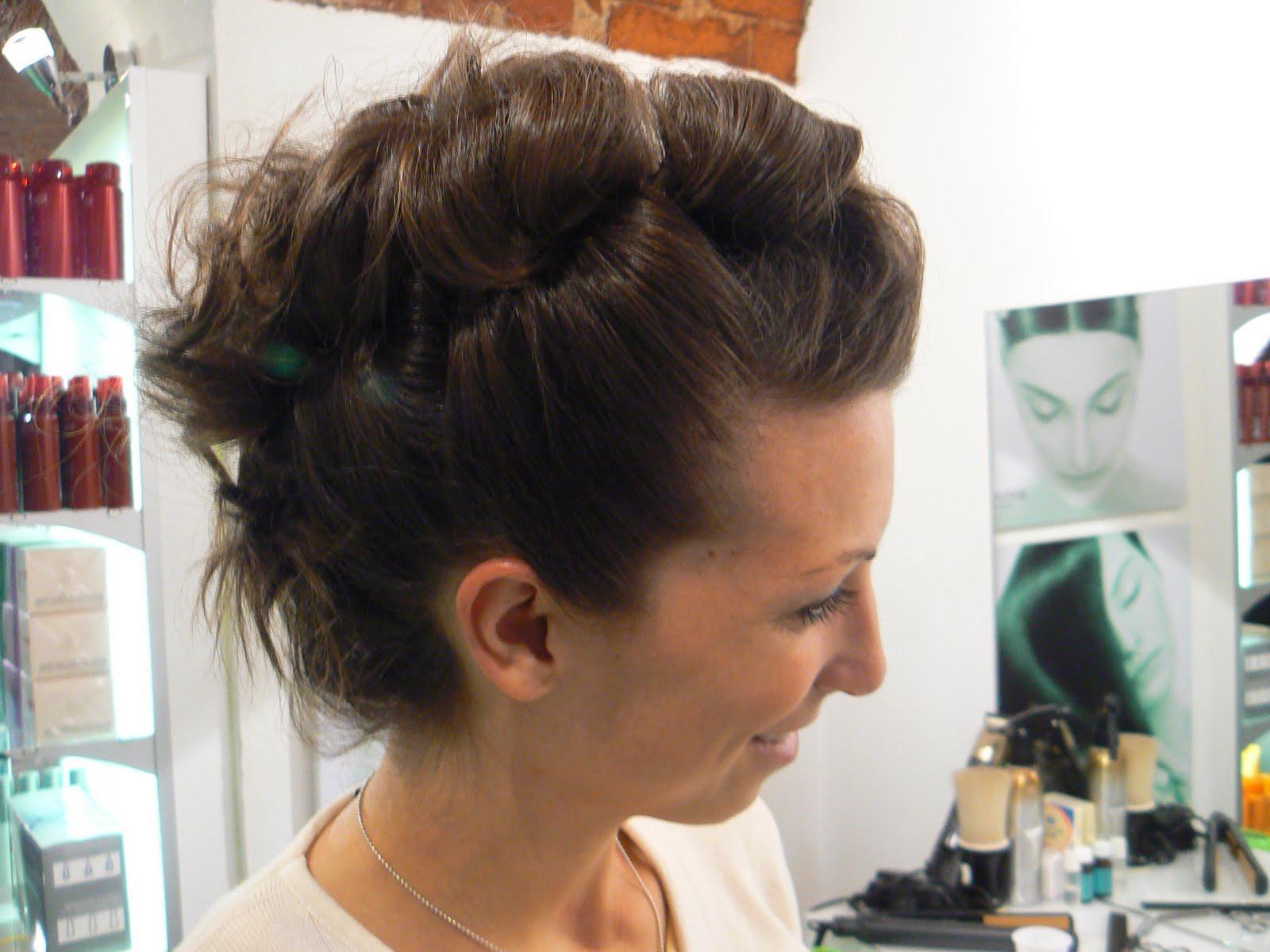 Second Wedding Hair Trial
