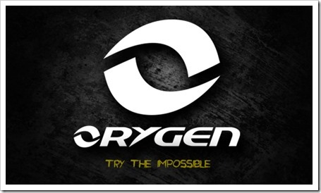 ORYGEN primera colección de palas de pádel. 2015