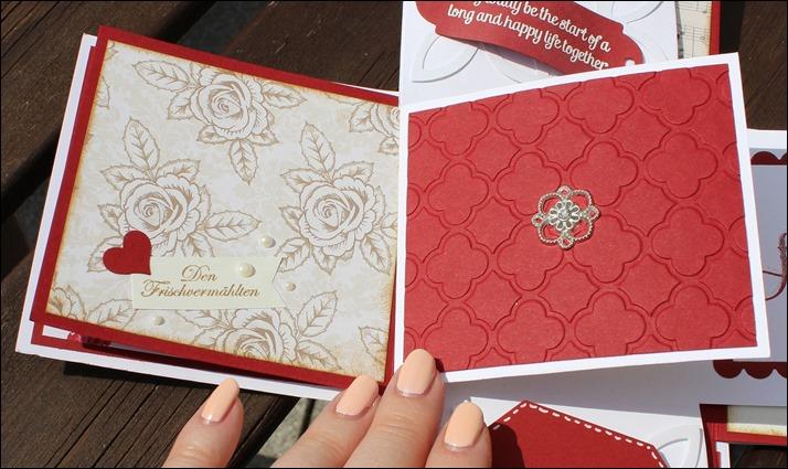 Explosion Box Love Wedding Hochzeit Cake  015