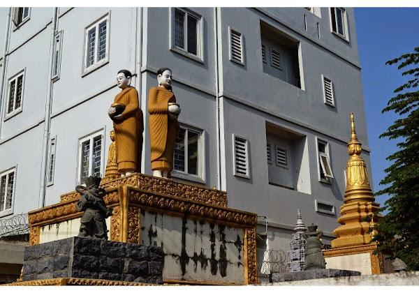 улицы пномпеня город трущобы жизнь улиц
