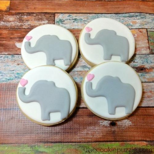 elephant cookies 2