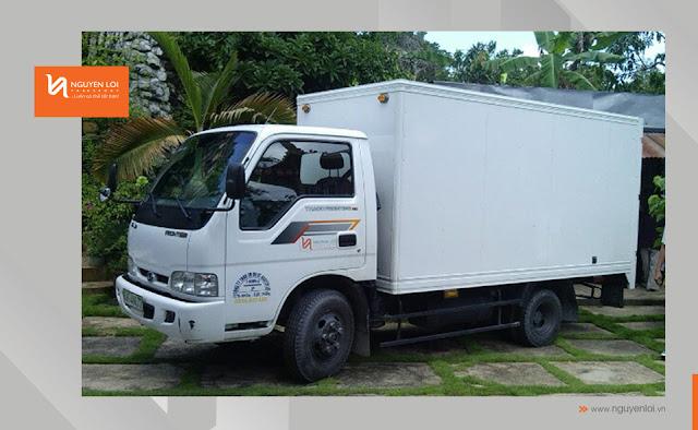 xe tải 1 tấn 4 KIA